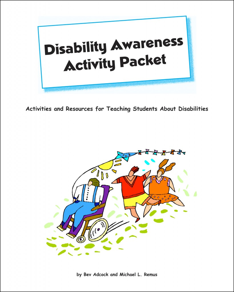 Disability Awareness Packet Cover